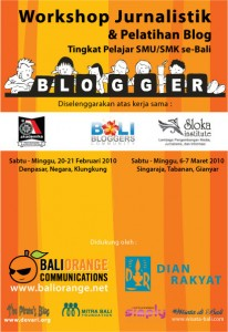 baliblogger workshop